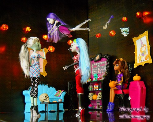 Monster High Halloween set