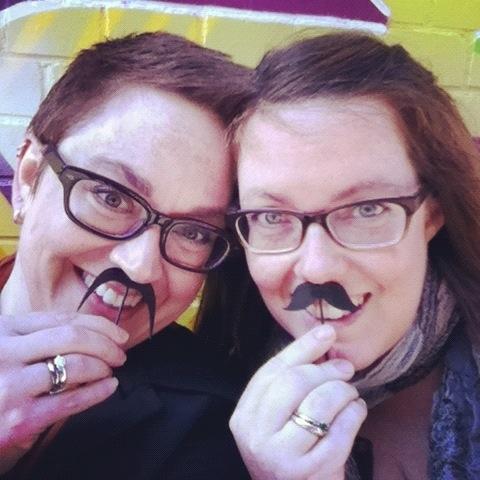 me and RadioRedHead Movembering