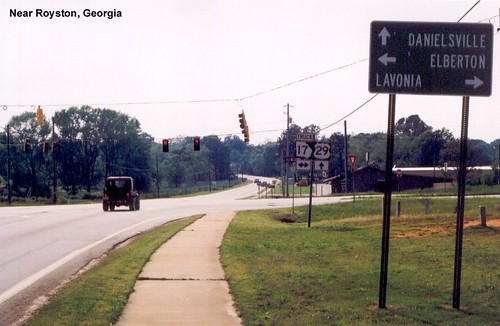 Hart County GA