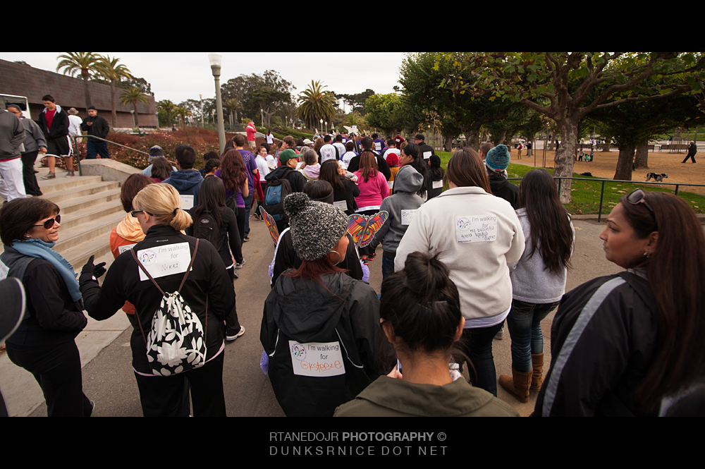 Walk For Lupus 10.21.12