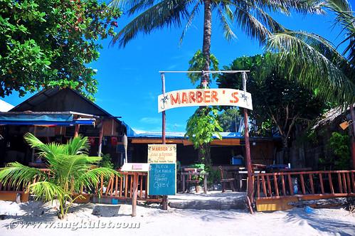 Marber's Restaurant, El Nido, Palawan
