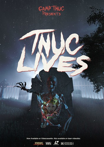 """TNUC LIVES"" [coming this Halloween]"