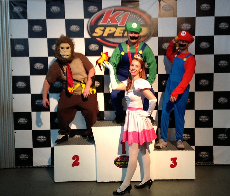 8113933102 877dd08e8b c Track or Treat   Halloween at K1 Speed!