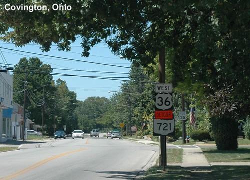 Covington OH