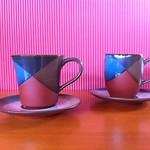 椿屋陶芸館 マグカップ