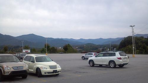 Parking Lot Vista