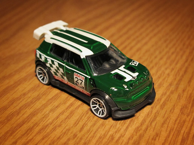 Hot Wheels Rally Clubman