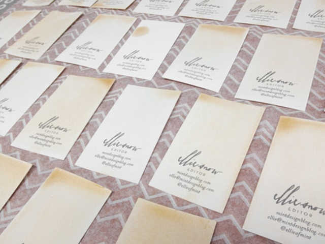 tarjetas de visita handmade (1)