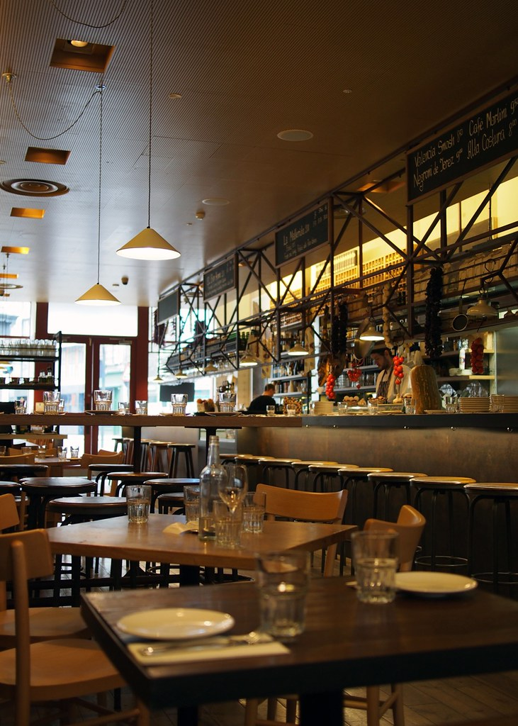Brindisa, Shoreditch