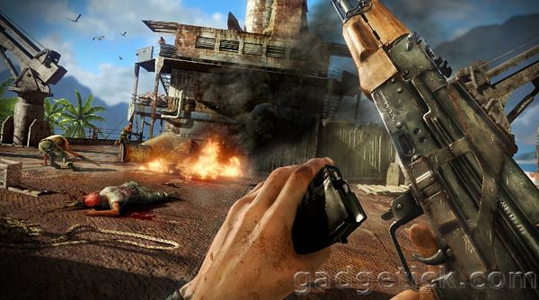 трейлер Far Cry 3 Хойта Волкер