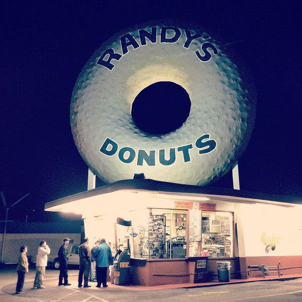 Randy's Donut Los Angeles
