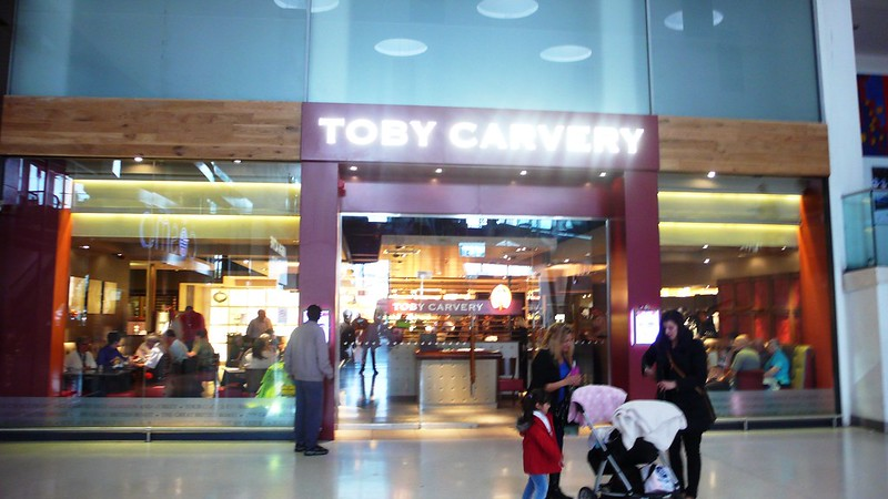 Toby Carvery, Brewery, Romford