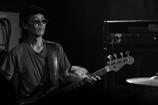 O.E. Gallagher live at Shimbashi ZZ, Tokyo, 21 Oct 2012. 213
