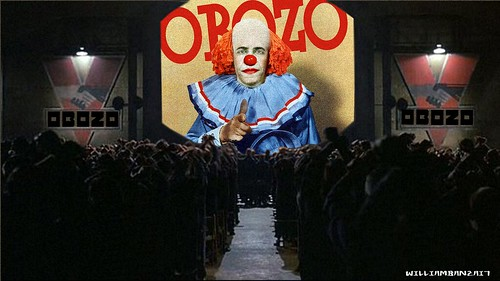 OBOZO'S BIG TOP by Colonel Flick