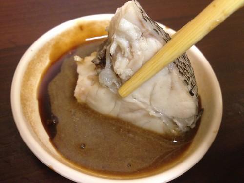 阿鴻知高飯.鱸魚湯