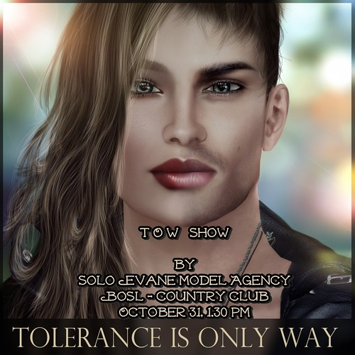 T O W Show Invite by Solo Evane 31th by Ellendir Khandr MMV 2012 Miss Costa Rica