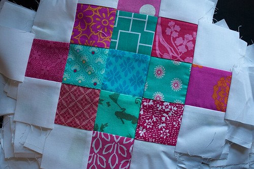 Not Your Granny's Bee swap blocks