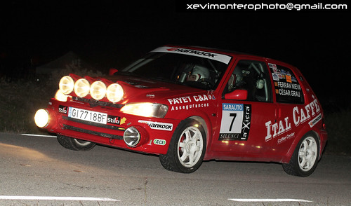 Ferran Nieva - Peugeot 106 GTI