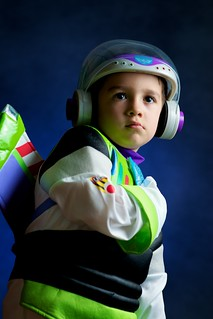 Elias as Buzz