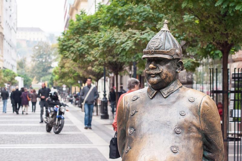 10 fotos curiosas de mi viaje a Budapest