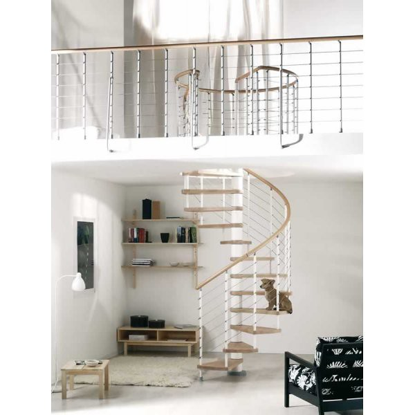 kloe spiral staircase kit from flickr photo