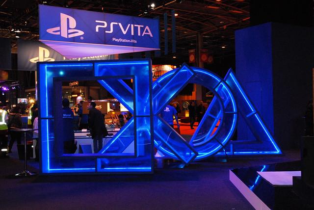 Stand PlayStation - Symboles
