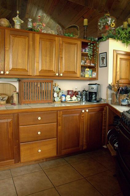 Ventilation Kitchen Cabinets