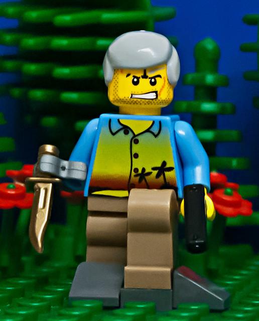 Lego Zombie Survivors.   Flickr - Photo Sharing!