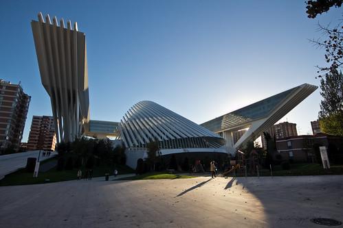 Palacio de Exposiciones y Congresos Princesa Letizia
