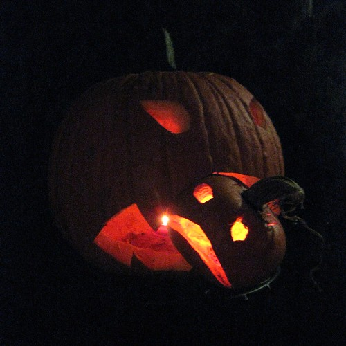 Pumpkin cannibal