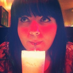 Out for @kmagger s birthday! Ermagaaad Malkshake!