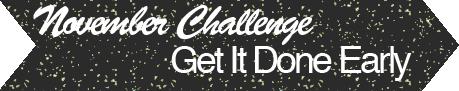 November Project Challenge
