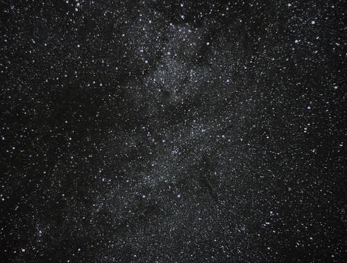 Wide field around Cygnus