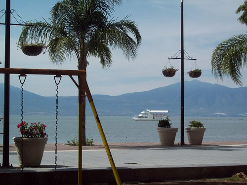 View of Lake Chapala
