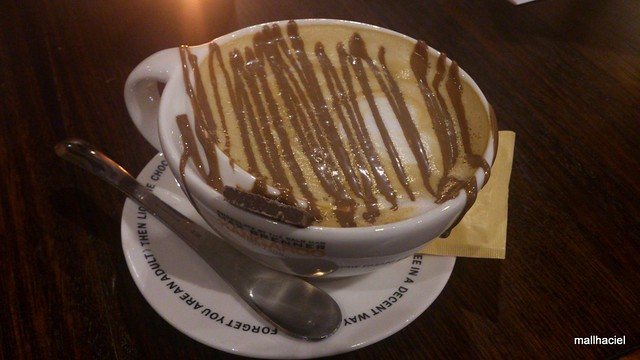 Max Brenner Coffee