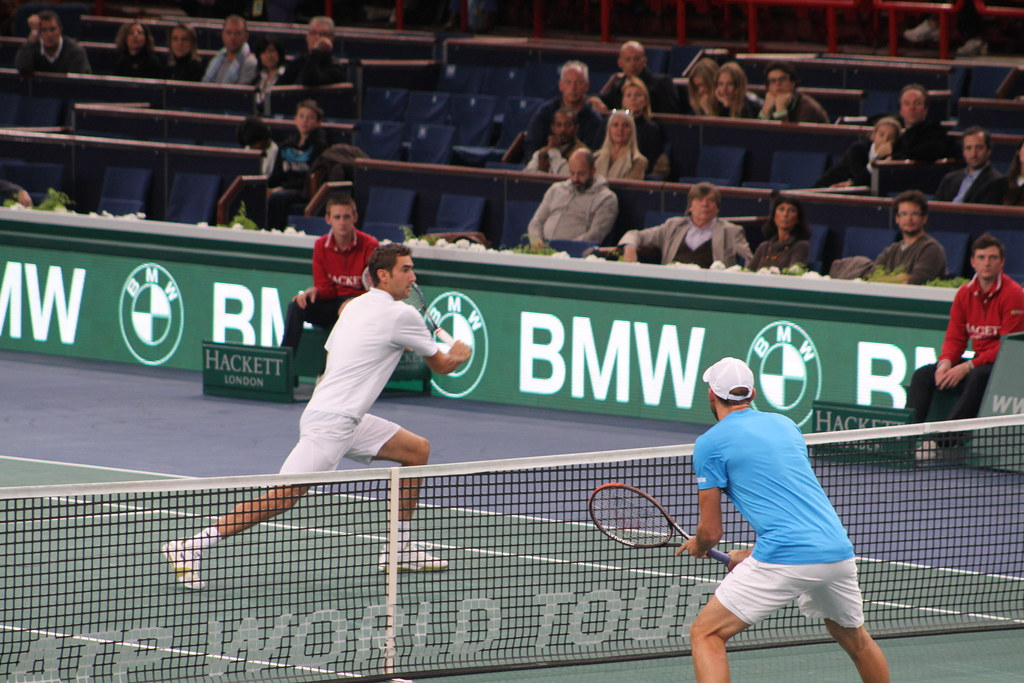 Cilic and Kubot