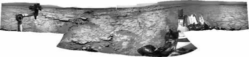 CURIOSITY sol 147 NavCam R