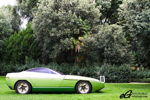 Bertone Chevrolet Corvette Ramarro by Raphaël Belly
