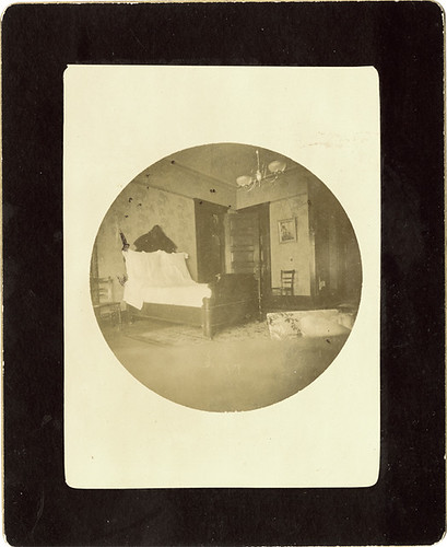 A Bedroom Interior - Original or No. 1 Kodak Print by Photo_History