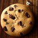 Scented Chocolate Chip Cookie Pendant