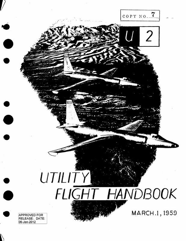 U-2 Flight Manual