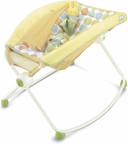 Fisher-Price Recalls Newborn Rock 'N Play Sleepers