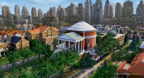 выход SimCity 2013