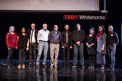 TEDxWhitehorse speakers