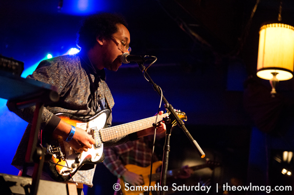 Dream Panther @ The Echo, LA 1/10/13
