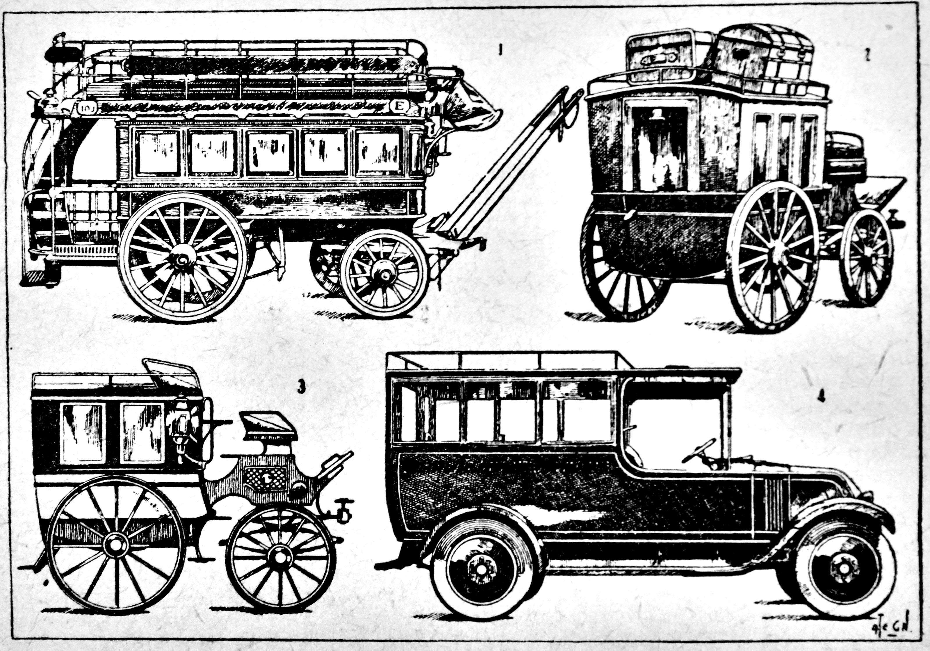 Transport en commun à Porto vers 1940 - Image de fdctsevilla