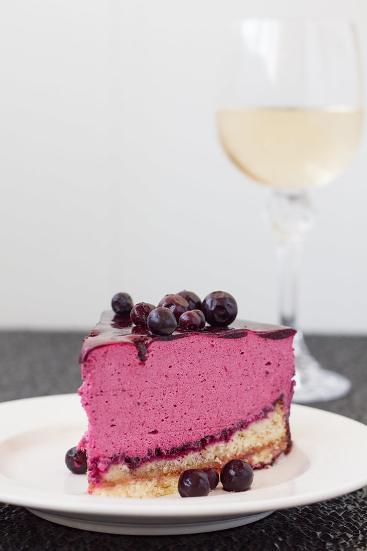 Black Currant Cake