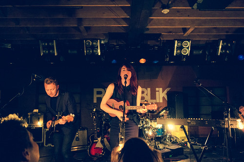 Hannah Georgas - Live at the Republik