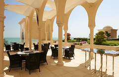 The St. Regis Doha—Opal by Gordon Ramsay - Terrace