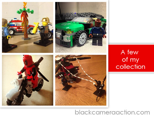 some of dads lego collection